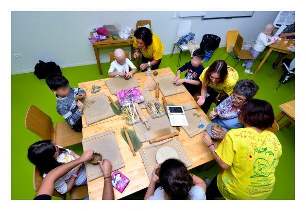 Casa di Peter Pan, dove bimbi e famiglie possono condividere