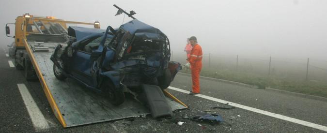 Incidenti stradali, è allarme Europa. 500 decessi a settimana negli ultimi 4 anni