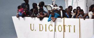 Migranti, la nave Diciotti verso il porto di Pozzallo con 519 persone a bordo