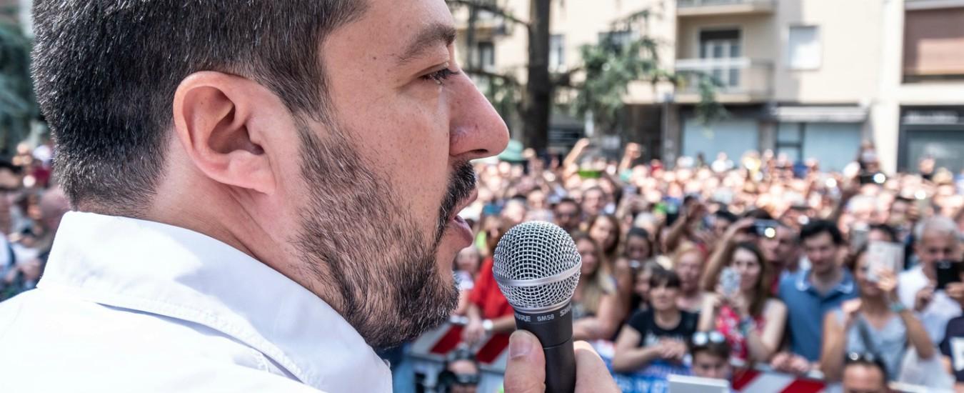 Salvini, smetta di usare i 'nostri figli' e i 'bambini'