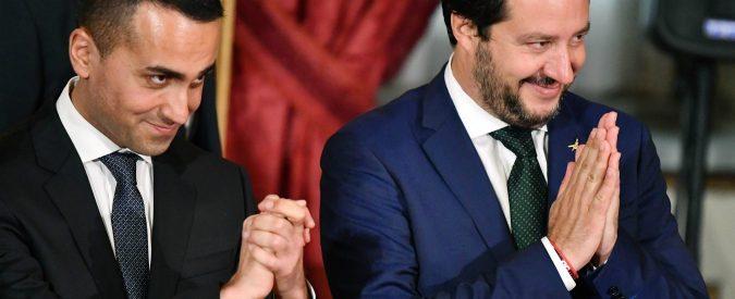 Salvini e Di Maio riusciranno a farci rimpiangere Forlani e la Dc?