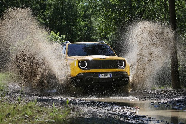 Jeep Renegade, al debutto il model year 2019. Con nuovi moto