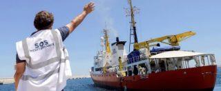 """Aquarius, Toninelli: """"Nessun atto formale di chiusura dei porti, mancava l'ok di Salvini a far sbarcare i migranti"""""""