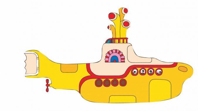 Un sottomarino giallo capace di rendere buoni i Biechi Blu