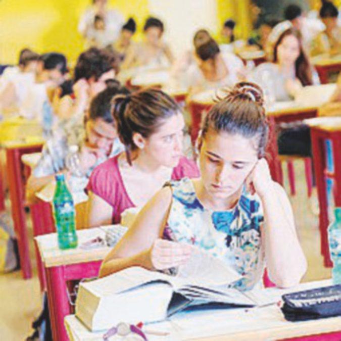 Al via gli esami di maturità: ammesso il 96% degli studenti