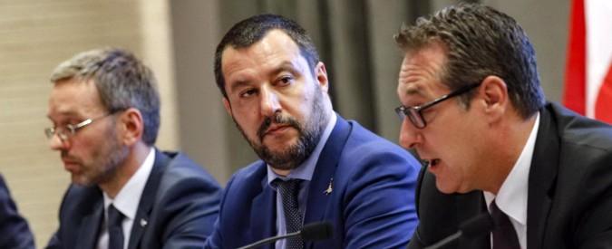 """Migranti, bozza Ue: """"Ridurre arrivi ma anche movimenti"""". Irritazione di Palazzo Chigi. Salvini: """"No al compitino"""""""