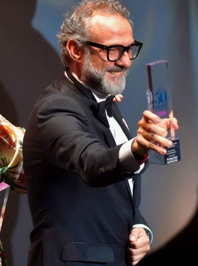 L'Osteria Francescana è il migliore ristorante del mondo: Massimo Bottura torna in vetta alla classifica