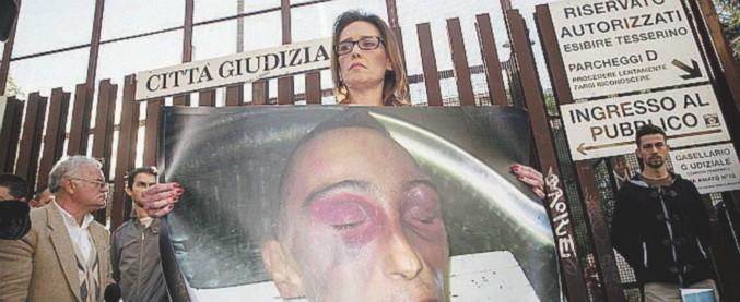 """Cucchi, la Cassazione rigetta ricorso dei carabinieri: """"Misure talmente brutali da produrre quelle gravissime conseguenze"""""""