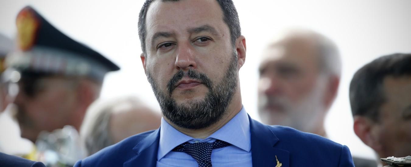 """Salvini vede Seehofer: """"Incontro positivo"""". Ma sui movimenti secondari non c'è intesa: """"Serve più collaborazione"""""""