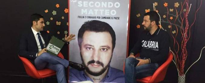 Lamezia, arrestati 5 rom: Salvini esalta i carabinieri. Gli stessi che confiscarono i beni alla moglie del suo deputato