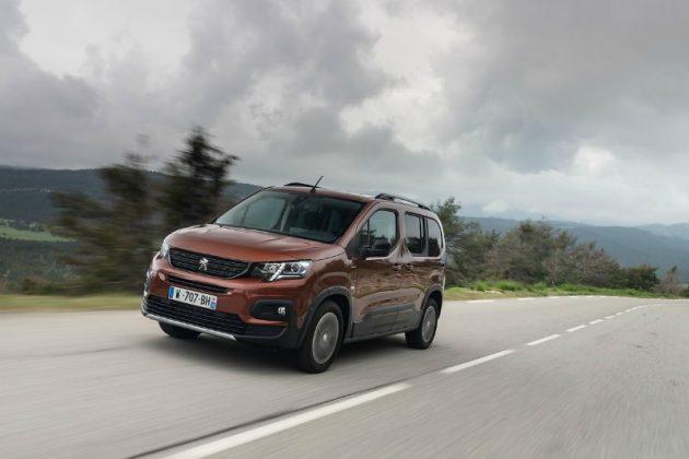 Peugeot Rifter, ecco il van multifunzionale per il lavoro e
