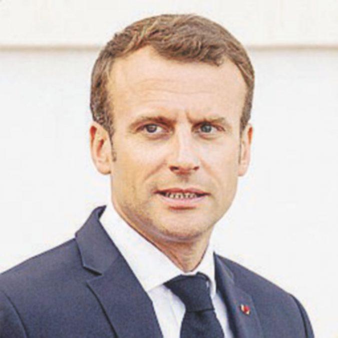 """Manu"" Macron fa l'offeso, ma è soltanto colpa sua"