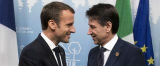 Migranti, è scontro tra Italia e Francia Macron: 'Populisti crescono come lebbra' Di Maio: 'Offensivo'. Salvini: 'Un signore'