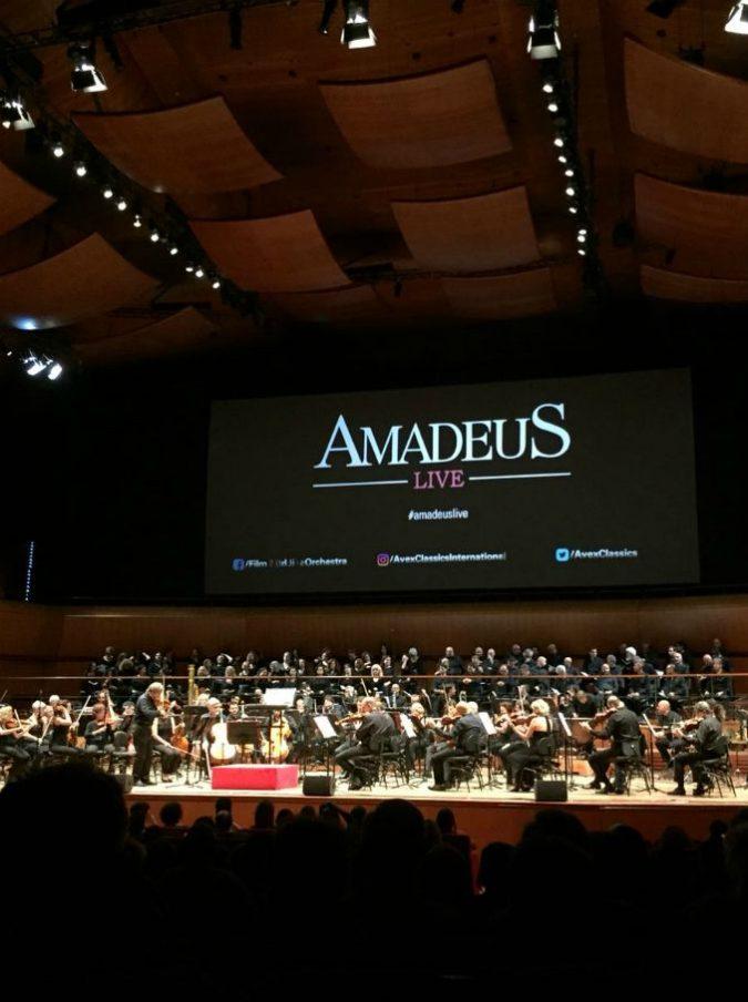Amadeus, proiezione evento musicata e cantata dal vivo del film di Miloš Forman