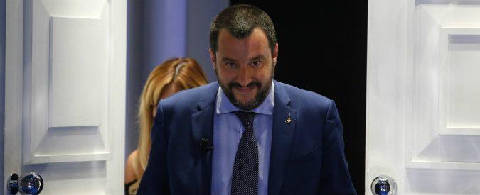 Salvini, il politico fa il suo mestiere. Il problema è quando il cittadino sta in silenzio
