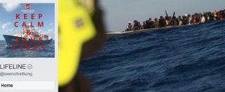 Lifeline, dalla rotta balcanica al mar Mediterraneo: ong attiva dal 2015