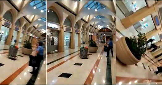 Taranto Panico Al Centro Commerciale Auchan Clienti In Fuga Per La Rapina Alla Gioielleria Il Fatto Quotidiano