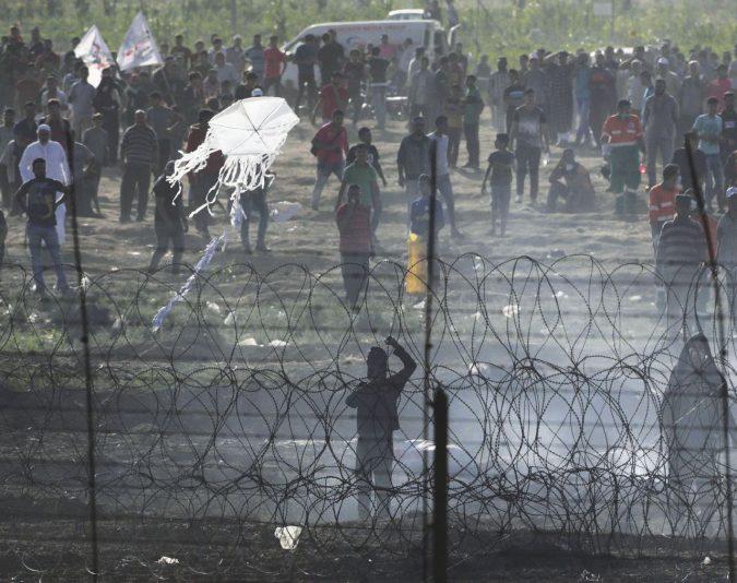 Hamas, l'Idf e la guerra degli aquiloni a Gaza