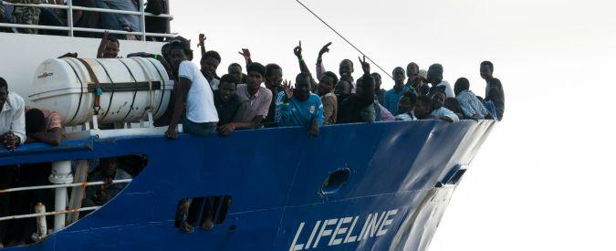 """lifeline: """"rifiutati da germania, olanda e italia"""". di maio: """"se arriva qui, la sequestriamo"""""""