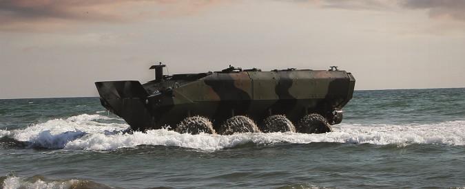 Iveco Defence Vehicles fornirà un nuovo mezzo anfibio ai Marines degli Stati Uniti