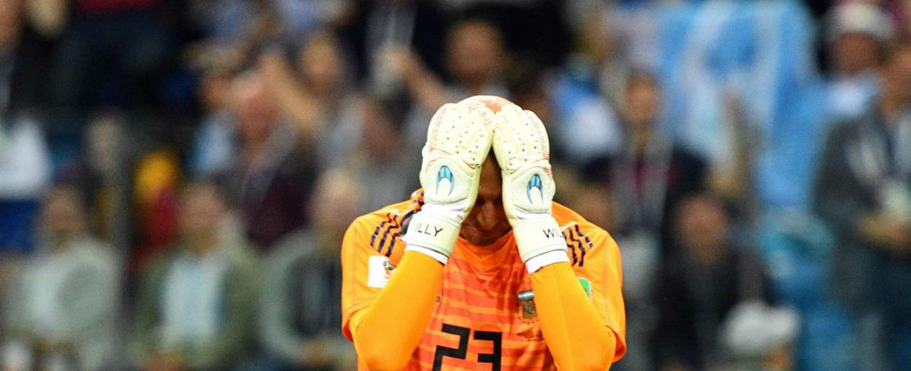 Mondiali Russia 2018 / Matrioska – Argentina dalle stelle alle stalle: dalla mano de Dios alla gilipollez de Caballero