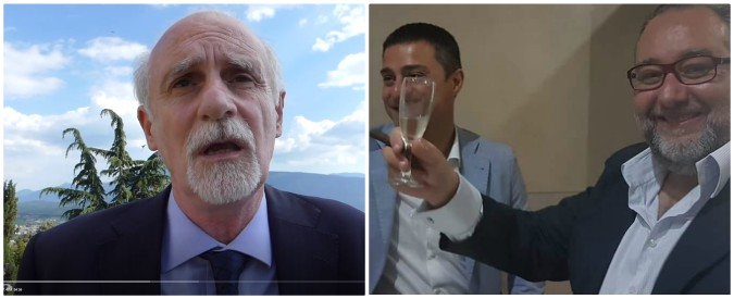 Amministrative, il ballottaggio nero di Anagni: gli amici di Batman Fiorito contro il candidato civico di CasaPound