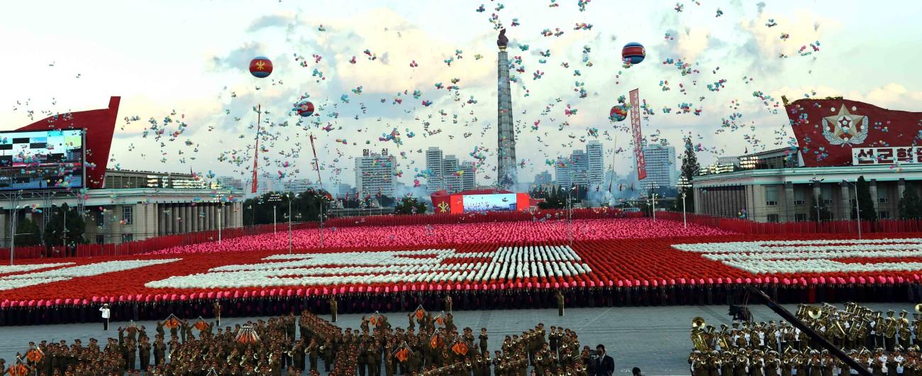 Risultati immagini per corea del nord  festa dei lavoratori