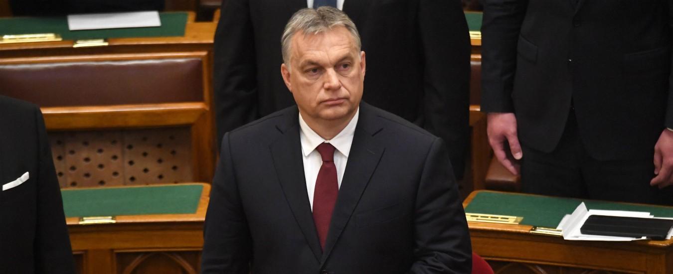 Migranti, il 'divieto di accoglienza' di Orbàn parla chiaro: l'Ungheria vuole porre fine al sogno europeo