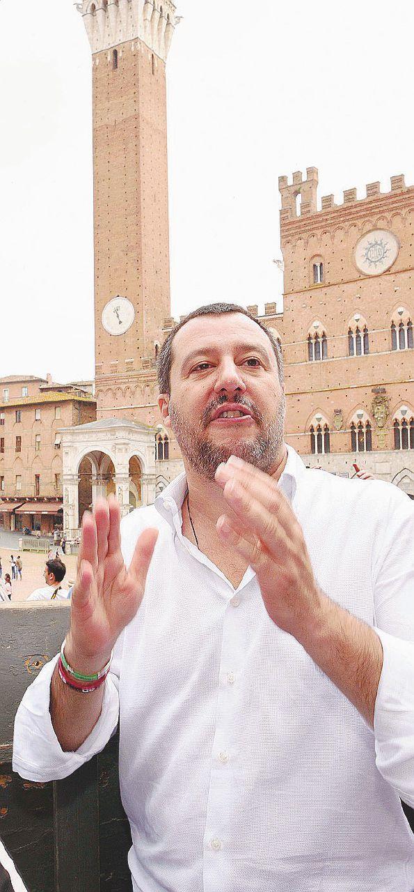 Oggi i ballottaggi balneari: Salvini sfida il Pd in Toscana