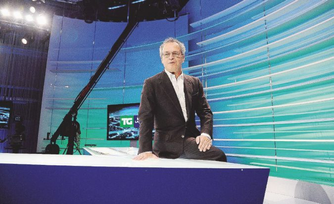"Enrico Mentana: ""Sono un uomo del '900 (multitasking)"""