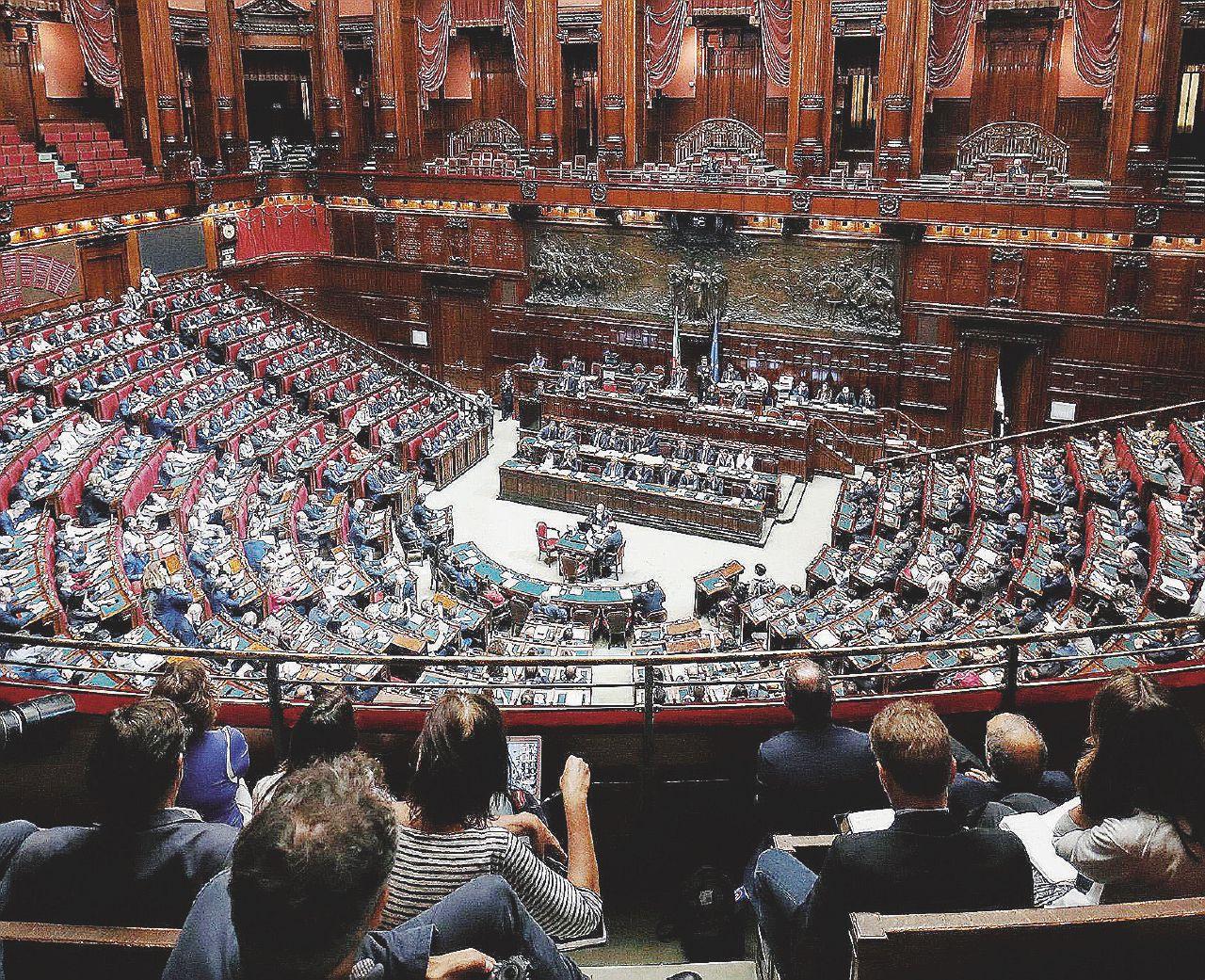 Dal 4 marzo il parlamento procede al rallentatore il for Votazioni parlamento
