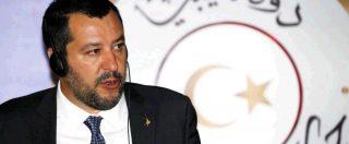 """Migranti, Salvini: """"Gli hotspot a sud dei confini libici. Torture e violazione dei diritti civili a Tripoli? È tutta retorica"""""""