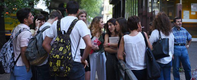 A Vicenza il 'capitano' prof ha fatto firmare un contratto ai suoi allievi