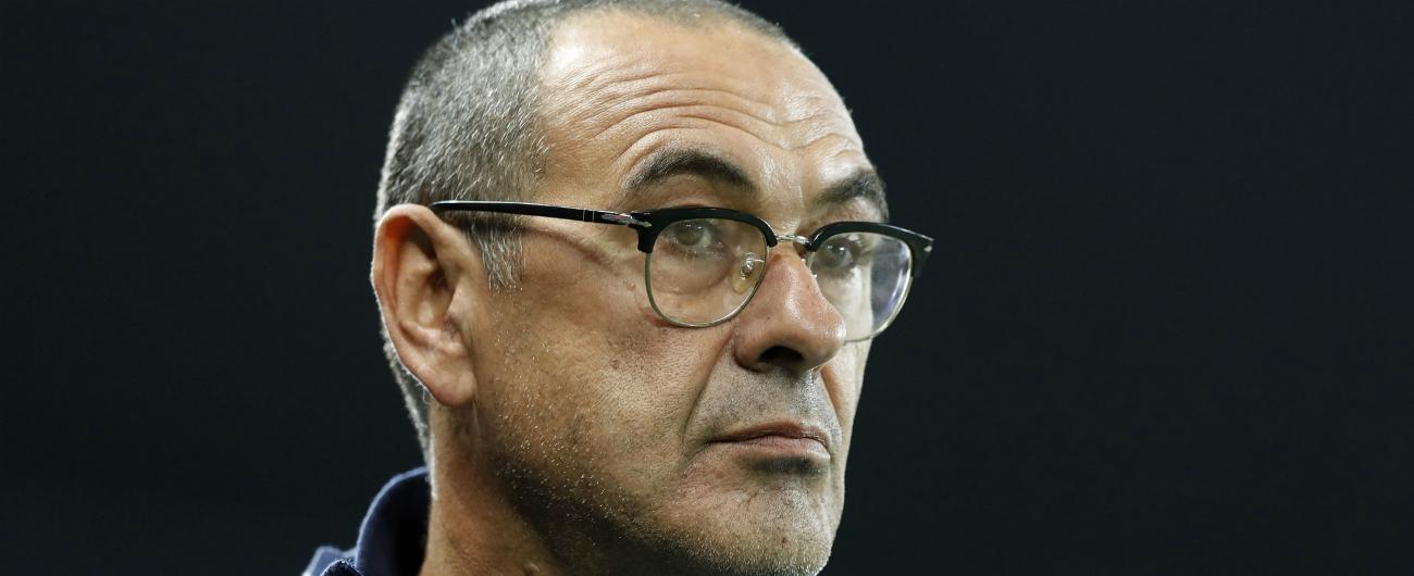 Europa League, tutto pronto per la finale Chelsea-Arsenal. Ma Sarri abbandona rifinitura dopo una lite e incontra Agnelli