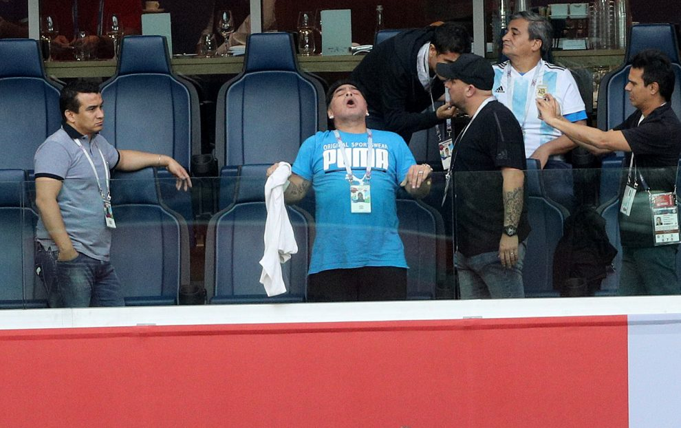 Argentina e Croazia agli ottavi