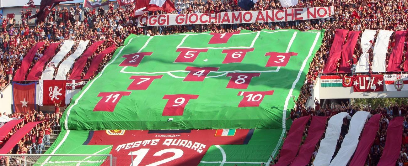 """Reggiana Calcio, c'è rischio fallimento. Il segretario del Pd locale: """"Rinuncio alle mie vacanze per salvarla"""""""