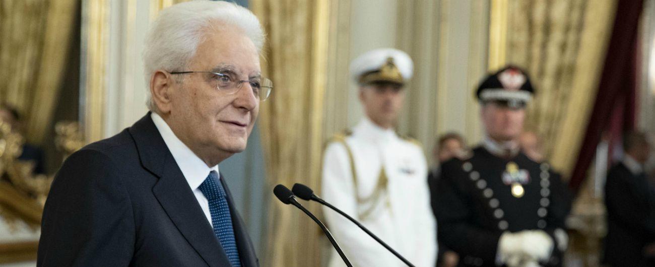 Decreto fiscale, Mattarella ha firmato: ora va all'esame del Parlamento
