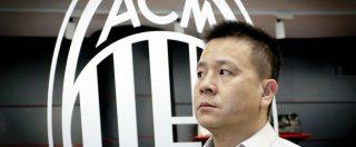 """Milan, Yonghong Li rifiuta l'offerta di Rocco Commisso. Per il momento il club resta """"ostaggio"""" del suo presidente cinese"""
