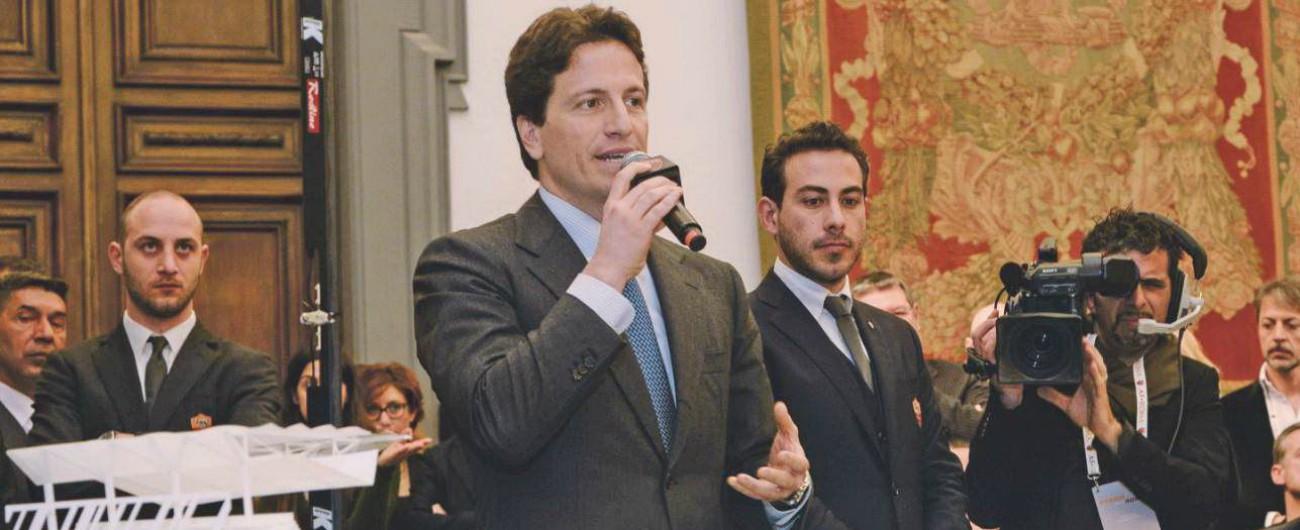 Stadio di Roma, il pm chiede il processo per 15: tra gli imputati anche Parnasi