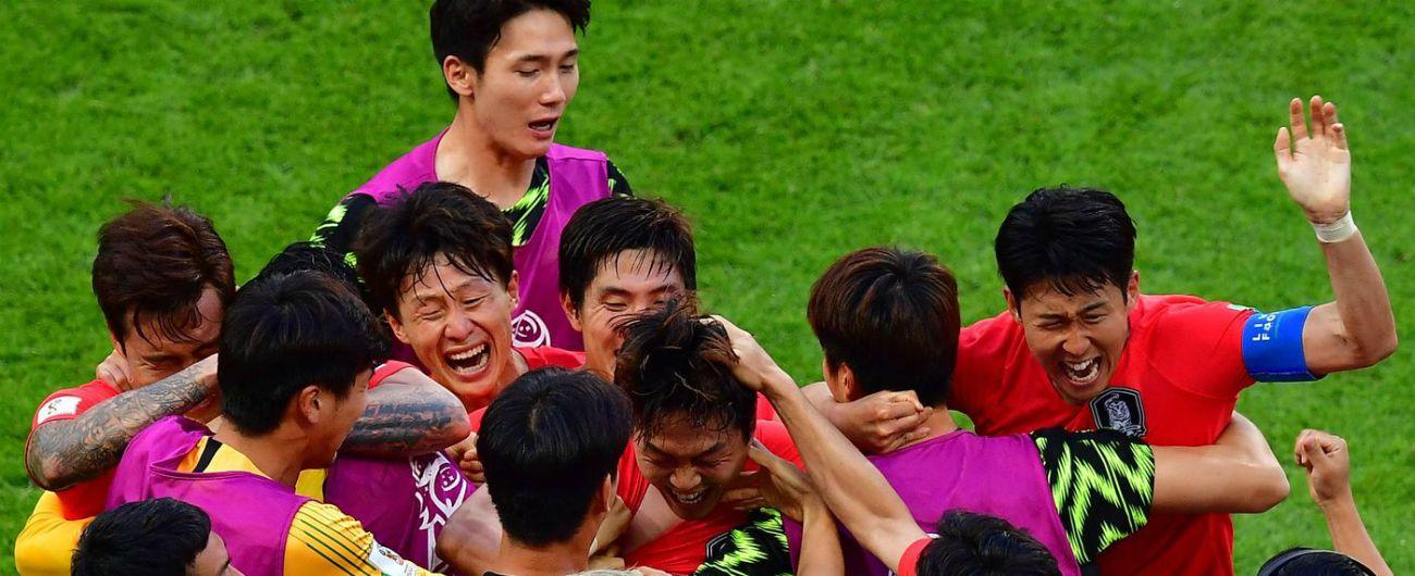 Mondiali 2018 / Matrioska – L'effetto Corea del Sud senza bisogno nemmeno di Byron Moreno