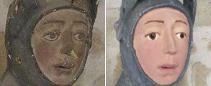 Spagna, quello scriteriato restauro sfregia il San Giorgio