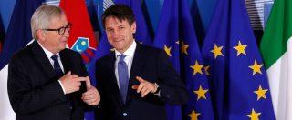 """Vertice Ue, """"il fondo salva banche rafforzato con risorse del meccanismo di stabilità"""". Conte: """"Condivisione dei rischi"""""""