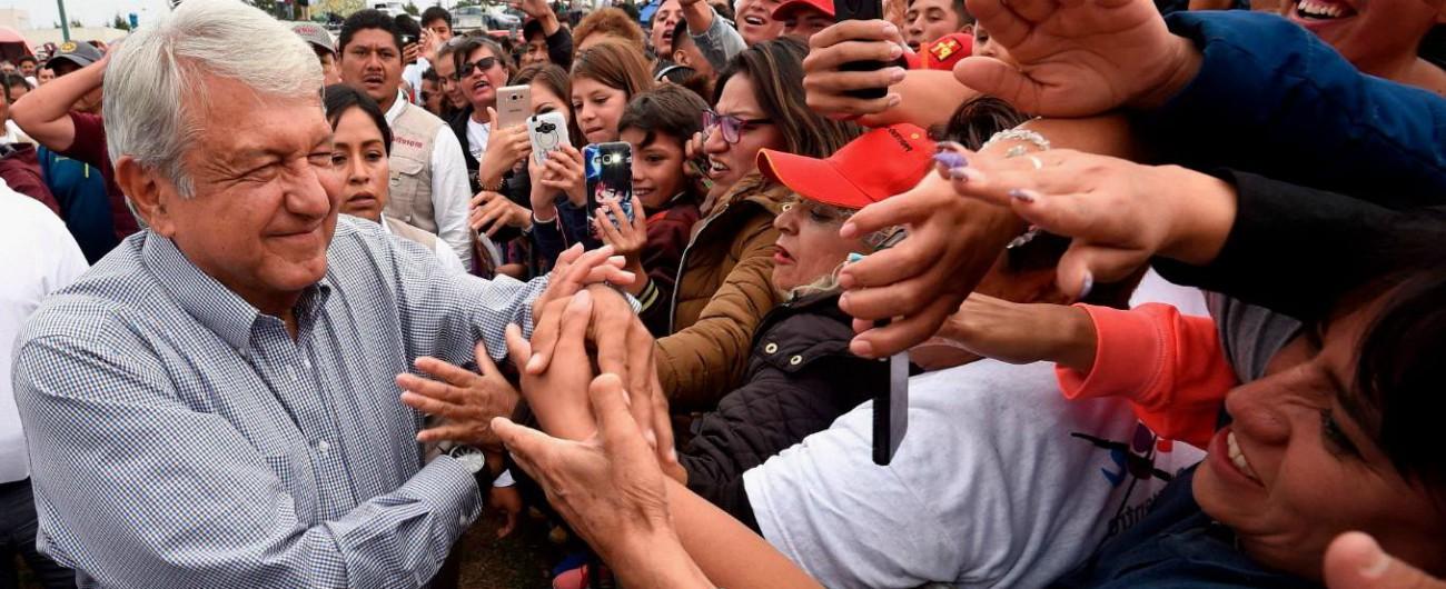 Messico al voto, Amlo superfavorito promette la rivoluzione. Con lui addio ai partiti al potere da 90 anni