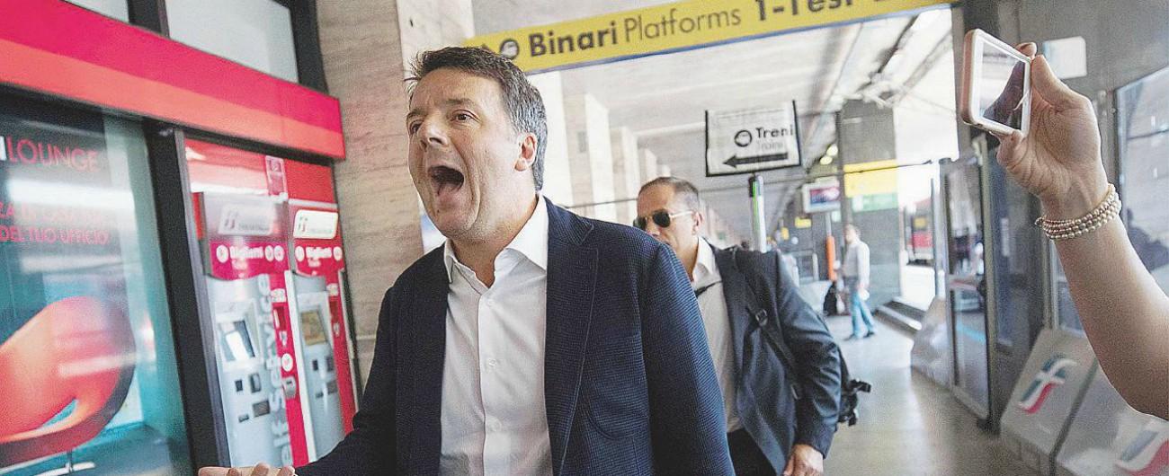 """Matteo Renzi, il 19 agosto prime riprese della serie su Firenze: inizia nel palazzo della Provincia e """"occupa"""" piazza Duomo"""