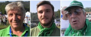 """Lega, le voci da Pontida: """"Ong? Non ci servono prove"""". Su M5s: """"Sono come noi"""". Ma c'è chi spera che Salvini rompa"""