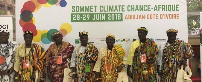Clima, dalla Costa d'Avorio l'ambizione della società africana