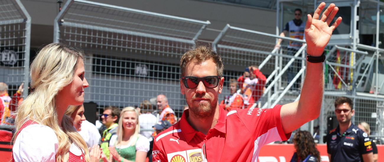 F1 GP Austria: Hamilton fuori, vince una Red Bull, ma Vettel torna in testa al mondiale