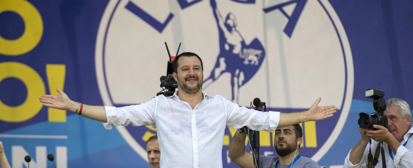 Pontida e Vertice Ue, la sistematica irrisione del governo che rafforza Salvini