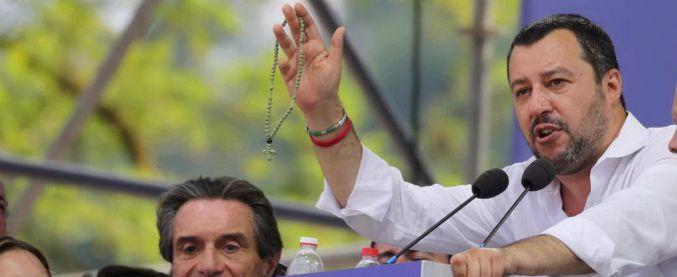 Matteo Salvini, 'rivoluzionario' e moralizzatore. Spunti per una biografia