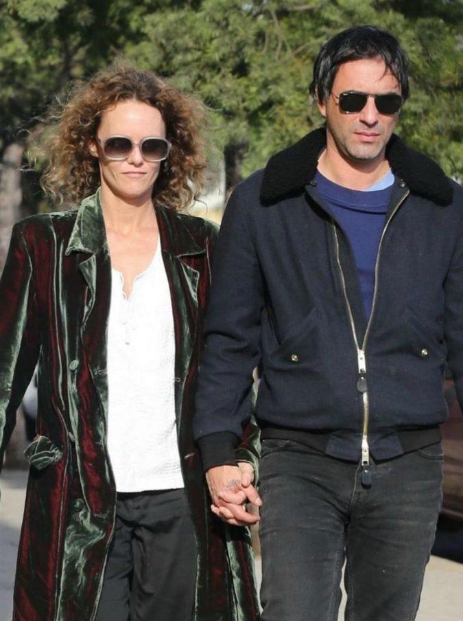 Vanessa Paradis ha sposato lo scrittore e regista Samuel Benchetrit